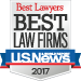 2017 US News Best Law Firms