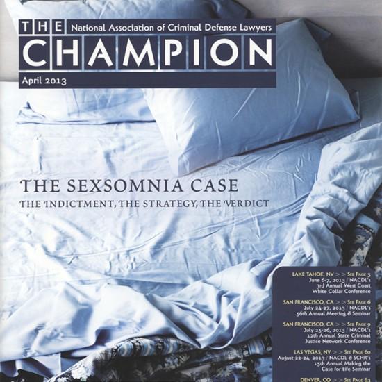 Sexsomnia Case