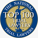 National Association of Trial lawyers Top 100