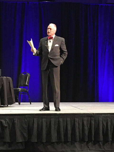 Doug Peters speaks at national criminal defense seminar
